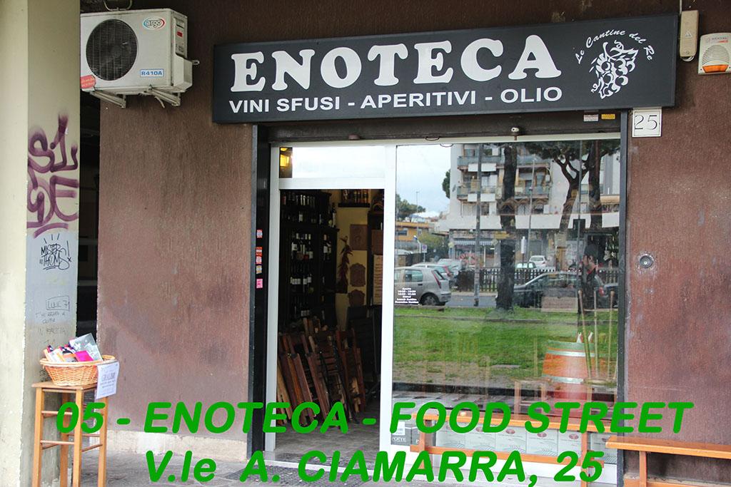 Enoteca Food Street