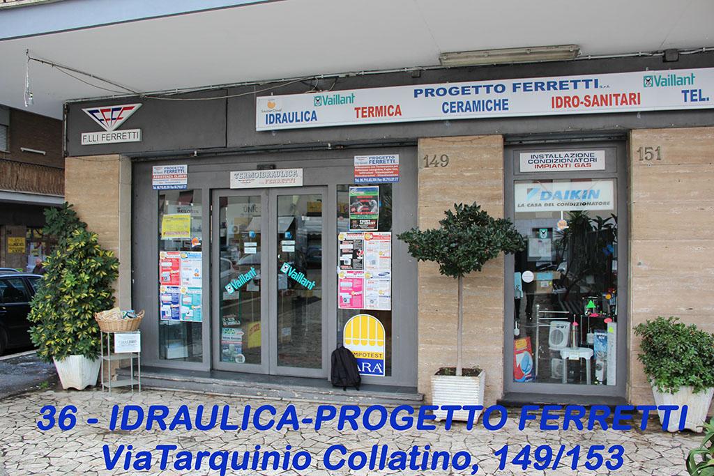 Idraulica Progetto Ferretti