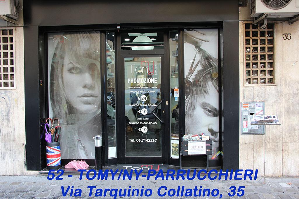 Tomy/NY Parrucchieri