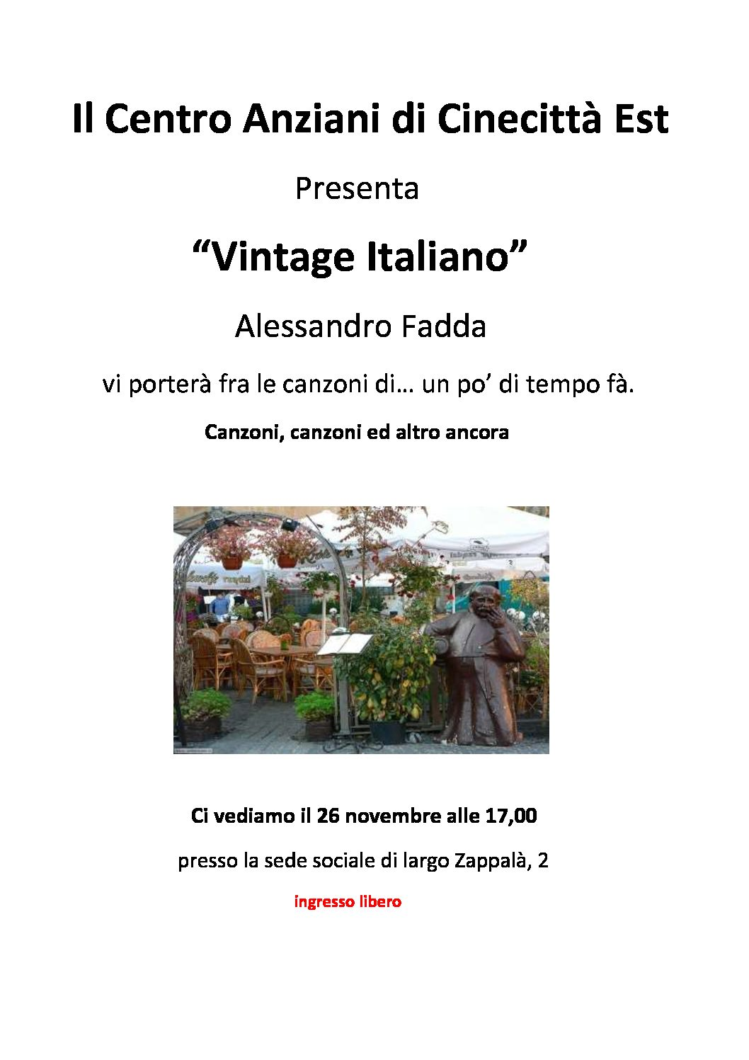 Vintage Italiano